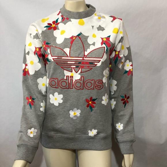 8ee112bd3 Adidas Women Sz XS Pharrell Williams Daisy Sweater